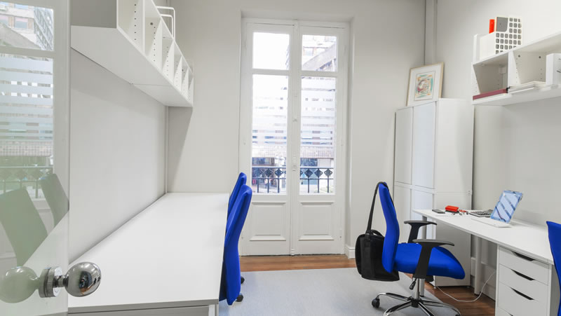 El espacio de trabajo activo conecta for Espacio de trabajo ergonomia